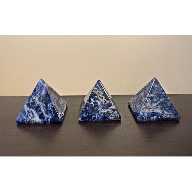 Healing Crystals - Sodalite Pyramid