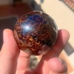 Healing Crystals - Almandine Garnet Sphere