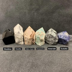 Healing Crystals - Assorted Raw Generator Points