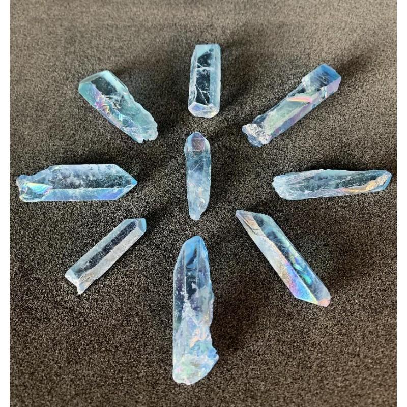 Healing Crystals - Aqua Aura Quartz